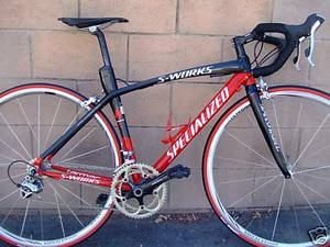 SPECIALIZED S WORKS E5 TARMAC DURA ACE ULTEGRE FORCE (Dunwoody) for sale  Columbus
