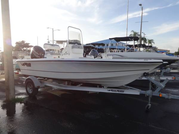 2018 mako 19 cpx - boats - by owner - marine sale