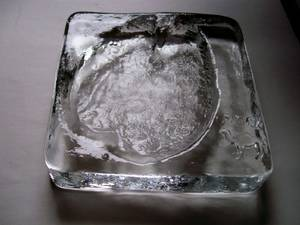 Used, Vintage Camel Cigarette Camel Toe Slab Glass Ashtray (Waltherson/Gardenville) for sale