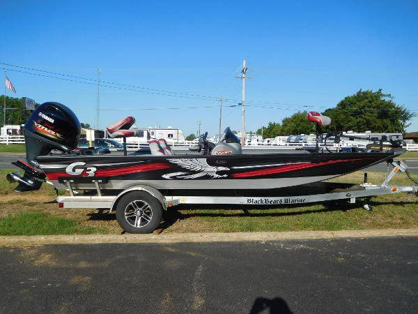 2015 g3 eagle talon freshwater fishing 509 - boats - by owner -...