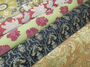 Fabric For Sale, Exclusive Designer Fabrics/Upholstery/Tapestry (Tarzana) for sale