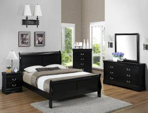 Brand new 7pc Complete queen bedroom set ONLY $699! MUST SEE! (NORTH RALEIGH) $699