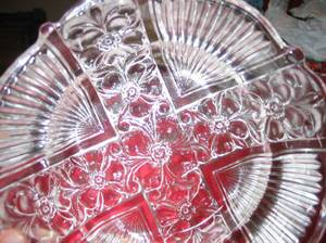 Glass Items (Vintage-American Pressed) (Gardnerville) for sale