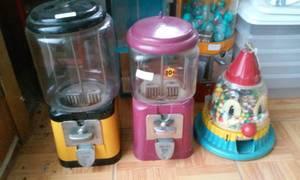 Gumball/Nut Machines (Mystic Island, NJ) for sale