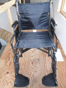 new heavy duty transport wheelchair (isanti) for sale