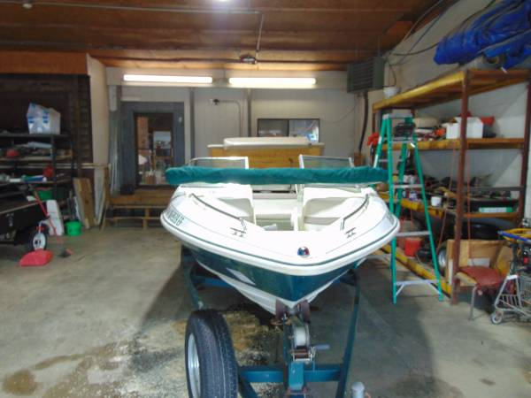1999 smoker craft 20ft - boats - by owner - marine sale