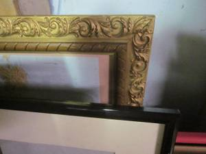 Picture Frames with/wo picture - any size, various prices (New Holland) for sale