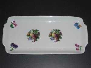 Used, Naaman Israel Sandwich Tray (Croton on Hudson, 10520) for sale