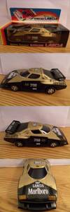 Vintage 1970's Marlboro battery operated racecar (Owensville) for sale