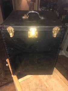 Rare Banquet Camera Case Storage Trunk Holder Display Original w/ Key (Fairview) for sale  Boston