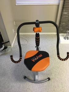 AB Doer Twist Abdominal Exercise Machine(New condition) (Vancouver) for sale