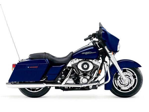 2006 harley-davidson flhx - street glide - motorcycles/scooters - by...