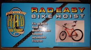 Garage Bike Lift Rad Easy New (Fleming Island) for sale