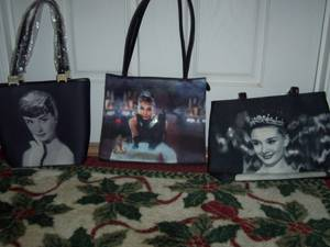 Audrey Hepburn, Lucy, Mickey, Dogs or Cat Purses (dublin / pleasanton / livermore) for sale  San Francisco