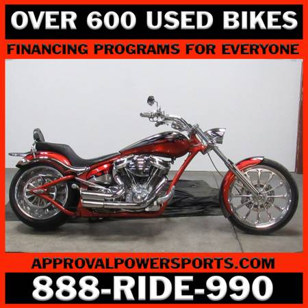 2007 big dog mastiff - motorcycles/scooters - by dealer - vehicle...