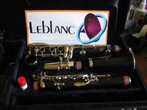 Clarinet LEBLANC Concerto bb  Great condition (Lake Bluff) for sale