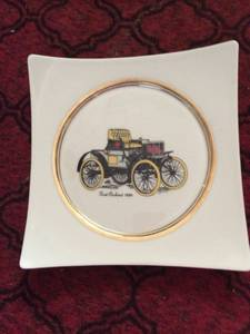 PACKARD 1899 Commemorative plate rare (Northern Virginia) for sale