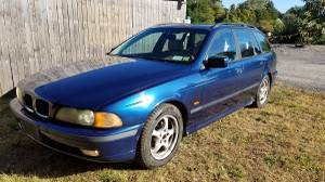 Used, BMW Parts '97-'03 E39 528i 530i 540i Sedan for sale