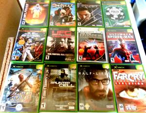 Video Games: XBox , XBox 360 , Wii -, used for sale  Toronto