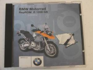 BMW R1200GS Motorrad RepROM Manual (Fleming Island) for sale
