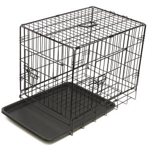 Used, METAL PET CRATE KENNEL  - S, M, L, XL, XXL (NEW and USED) (South Austin -Slaughter / I-35) for sale  Austin