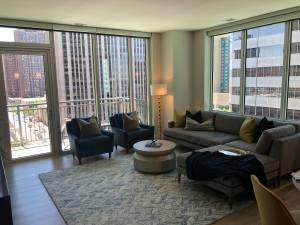 1328 SQ FT!! 2 Bed Downtown LoDo Walk to Union Station ~ 1.5 Months FREE RENT ~ (Downtown / 16th St Mall / Uptown / LoDo) $2933 2bd 1328ft<sup>2</sup>