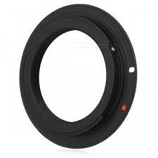 M42 to Canon EF EOS Lens Adapter/Adaptor (Burrard Skytrain Station) for sale