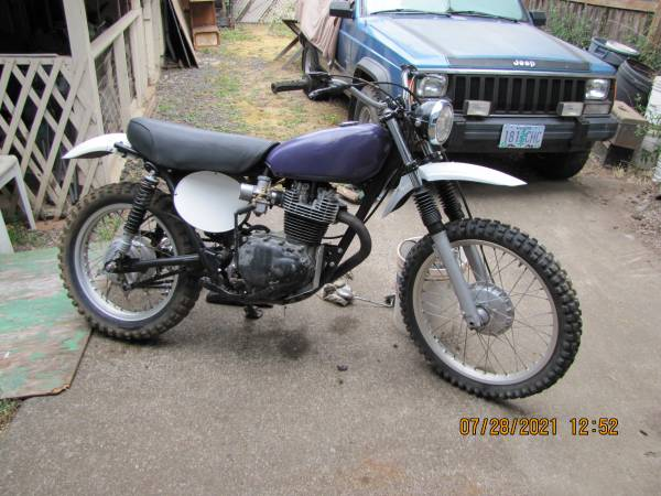 1975 honda xl350 - motorcycles/scooters - by owner - vehicle...