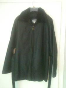 New Woman's Genuine Leather Jacket (Southside) $45