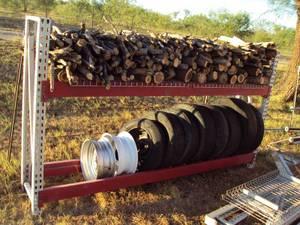 *** Tire Rack- Pallet Rack - Pallet Jack & More *** (Venus (South DFW)) for sale  Austin