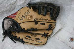 Rawlings Baseball little league  glove kids PL158C 9 IN (Olympia) for sale