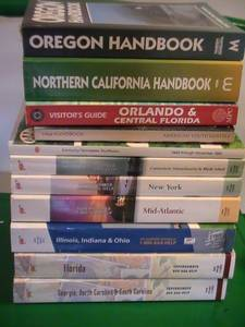 Travel Guides, Maps, Atlases, Guide Books, Etc. (North Downtown Lansing) for sale