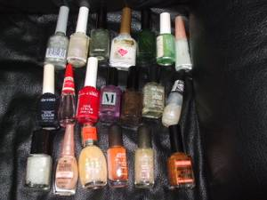 Used, Lots of nail polish (Jefferson Park) for sale