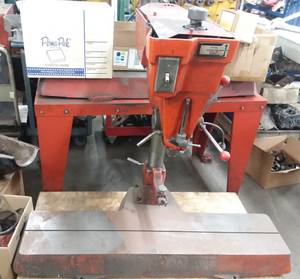 Van Norman IDL valve seat and guide machine, used for sale