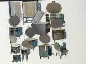 Pottery and Glass Fusing Kilns for sale