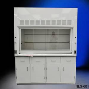 Used, 6' Laboratory Chemical Fume Hood - Extraction Ventilation - New (Philadelphia) for sale