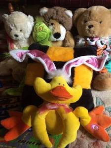 one bag baby plush toys (clear lake/webster/league city/houston) for sale  Austin