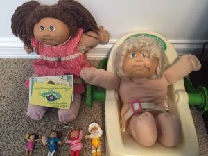 1980s Cabbage Patch Kids for sale