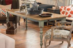 Farmhouse Dining Table - NEW - Custom, Handmade, Country (Chicagoland), used for sale