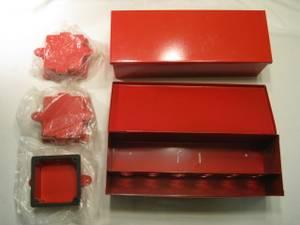 Fire Sprinkler Equipment 12 head Cabinet 2 Alarm Bell Backbox 3  New (Boise) for sale