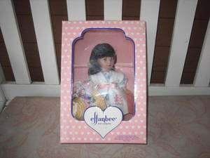 Used, New in the Box Effanbee Dolls (Lewisville) for sale