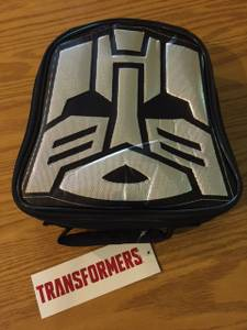 NEW Transformers Autobot Lunchbox / Cooler Bag - Valvoline Promo (South of Eau Claire) for sale
