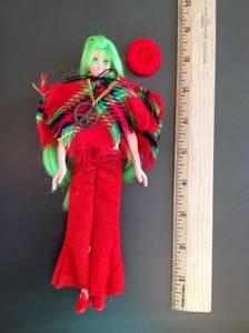 Ideal Flatsy Doll - Gwen (Fletcher) for sale