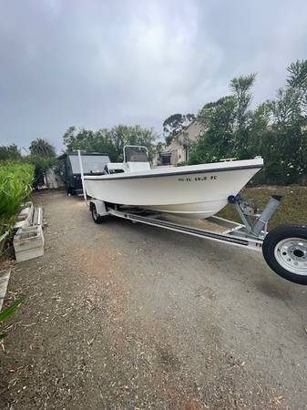 Parker center console 18 ft. - boats - by owner - marine sale