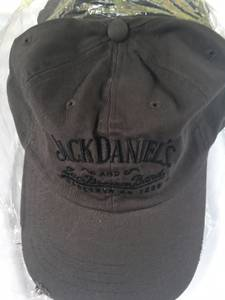 NEW JACK DANIELS AND ZAC BROWN TOUR HATS AND POSTER (BURNSVILLE) for sale