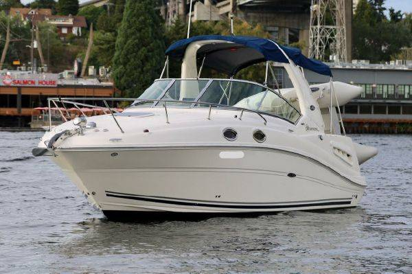 2008 sea ray 260 sundancer - boats - by owner - marine sale
