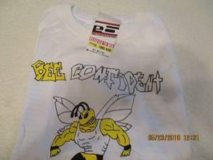 Bryant Bees Elementary School T-shirt, Arlington, Size L Brand New (SE Arlington), used for sale