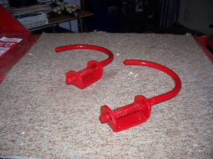 CABLE HOOKS FOR TOP OF LADDER (Ypsilanti) for sale