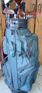 Golf bags ,  clubs - Ladies and Mens for sale