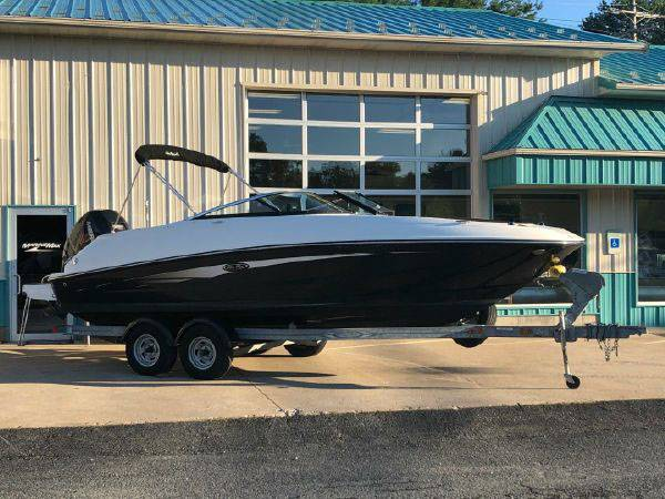 Sea ray 240 sundeck outboard - boats - by owner - marine sale